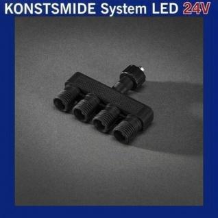 E-Verteiler für Konstsmide 24V Hightech System 4603-000 xmas
