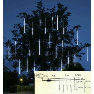Snow Motion LED Start Lichterkette 5 Tubes 136er koppelbar 001-31