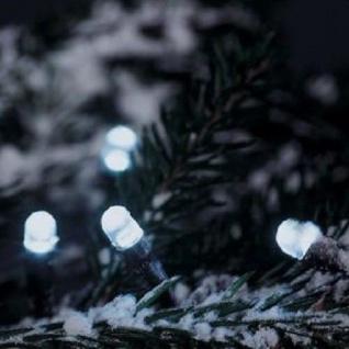LED Lichterkette 80er 4m kaltweiß außen Konstsmide 3620-200 xmas