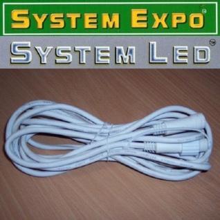 System Expo / System LED Verlängerungskabel 5m weiss 466-26