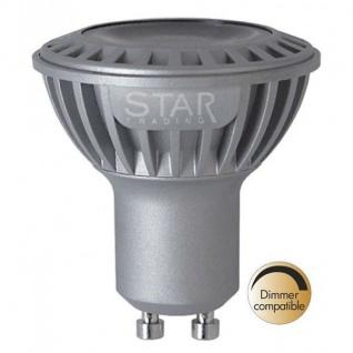 Spotlight LED Leuchtmittel GU10 230V 320lm 5, 2W 2700K Strahler dimmbar 347-34