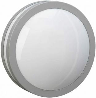 "Massive Wandaussenlampe "" Pozan"" aluminium metall/weiß E27 max 27W 16280/87/10"