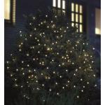 LED Lichternetz 3x3m 200er kaltweiß-grün F-H-S 02893