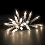 Mini-Lichterkette 10er klar-weiß Konstsmide innen 2111-002 xmas