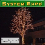 System Expo Lichterkette-Start 100er klar 10m Best Season 484-02