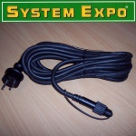 System Expo Kabel-Start Startkabel 5m schwarz Best Season 484-25