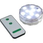 LED-Dekolicht Wasser-Kerze warmweiß mit Fernbedienung Poolbeleuchtung 063-01