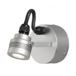 Aluminium LED High Power Wandleuchte MONZA außen Konstsmide 7922-310