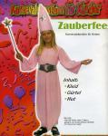 Karneval-Fasching-Kostüm 7-10 Jahre Zauberfee 3 teilig