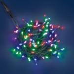 PLB Funktions-System LED Lichterkette 10m Batteriefach multicolor 31494 xmas