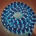 Lichtschlauch Lichterschlauch 10m blau außen BA11670