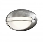 Alu Wandleuchte mit Glas Torino Konstsmide 7334-000