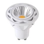 Spotlight LED Leuchtmittel COB GU10 230V 350lm 5, 5W 2700K Strahler 348-01