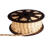 LED Lichtschlauch 45m warmweiß 12, 5mm kürzbar 565-01 Lichterschlauch