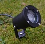 LED Gartenstrahler Spot Metallgehäuse GU10 außen FHS 25502