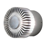 Aluminium massiv LED HighPower Effekt Wandleuchte MONZA Konstsmide 7900-310