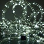 LED Lichtschlauch Lichterschlauch 9m kaltweiss FHS 03173