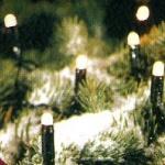 LED Lichterkette 80er 4m warmweiß Konstsmide 3620-100