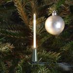LED Weihnachtsbaumbeleuchtung 16er slim line elfenbein 1168-000 xmas