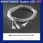 Verlängerungskabel 10m Konstsmide 24V Hightech-System 4601-003
