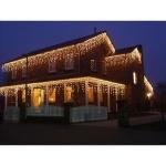 Eisregen Lichterkette 200er Minibirnen 5m außen Konstsmide 2725-002 xmas