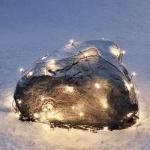 LED Lichternetz 96er warmweiß 3x3m Konstsmide 3757-100