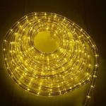 Lichtschlauch Lichterschlauch 10m gelb außen BA11670