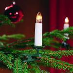 Weihnachtsbaumbeleuchtung 16er innen ein Strang 10, 5m 1000-000