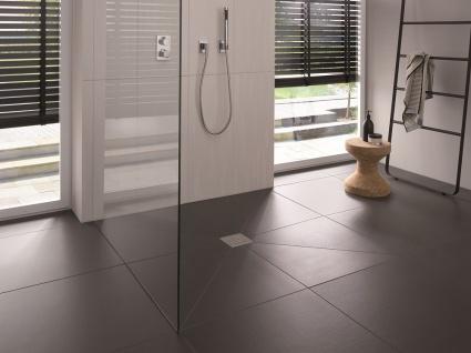 Duschboard + Ablauf bodengleiche duschen Duschelement Universalboard bodeneben - Vorschau 5