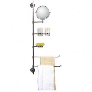 Multifunktionelle Badezimmergarnitur 83, 5 x 34, 4 cm