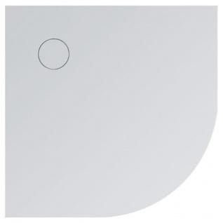 Duschtasse weiß glänzend Duschwanne 100x100x30cm