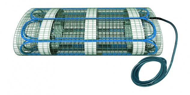 MHH Heizmatte 200W/m² VDE geprüft Fußbodenheizungssysteme