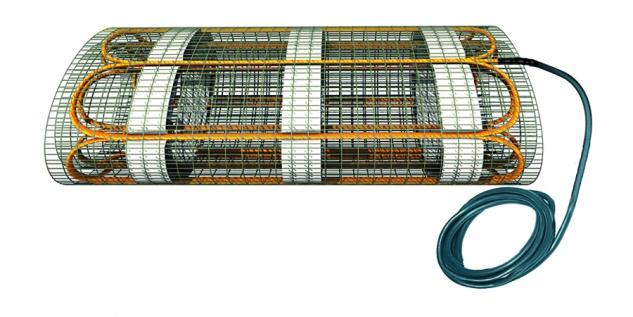 MDIR Heizmatte 160Watt/m² VDE geprüft Fußbodenheizungssysteme