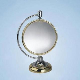 Spiegel Kosmetikspiegel Badezimmerspiegel 5-fache Vergrößerung