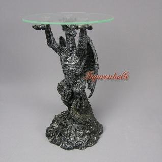 Drachentisch Dekofigur Drachen Figur