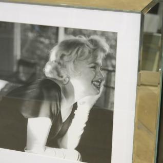 Marilyn Monroe Wandbild Spiegelrahmen Fotografie - Vorschau 2