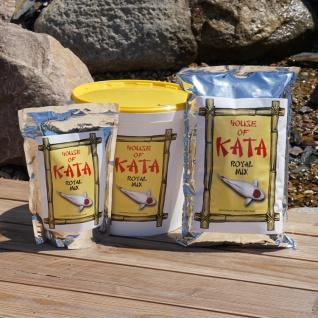 2, 5 ltr Koi Futter Royal Mix House of Kata Premium Koifutter Fischfutter Ausgewogenes - Vorschau 4
