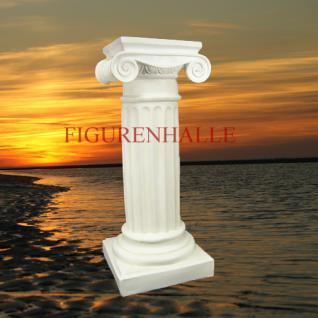 Säule weiße Dekosäule Rom