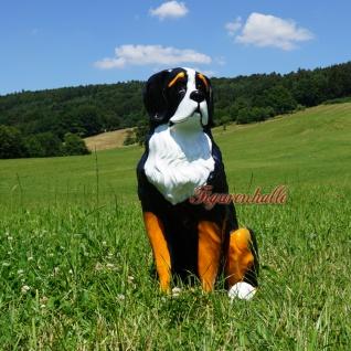 Berner Sennenhund Figur Statue Skulptur Dekoration