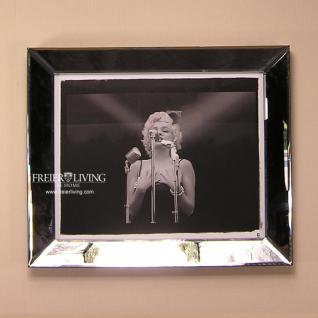 Marilyn Monroe Wandbild Kunstdruck in singend Rahmen Deko