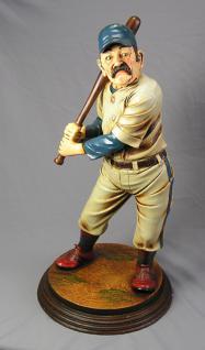 Baseball Baseballspieler Fan dekoration Figur Statu No. 4