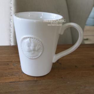 Tasse Geschirr Nostalgie Landhausstil Art Deco French Chic Shabby Chic