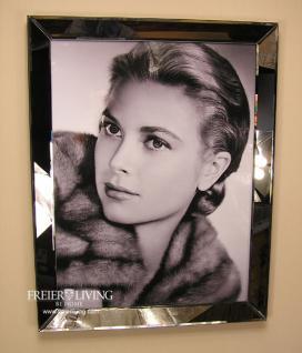 Grace Kelly 60 X 80 cm Spiegelrahmen Kunstdruck Deko Wandbild Foto