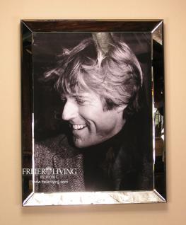 Robert Redford 60 X 80 cm Spiegelrahmen Kunstdruck Deko Wandbild Foto