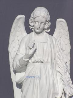 Heiliger Engel Dekofigur Statue Aufstellfigur - Vorschau 2