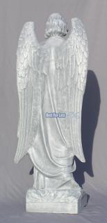 Heiliger Engel Dekofigur Statue Aufstellfigur - Vorschau 4