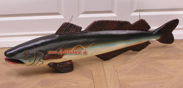 Fisch Forelle Werbefigur Dekofigur Angelgeschäft