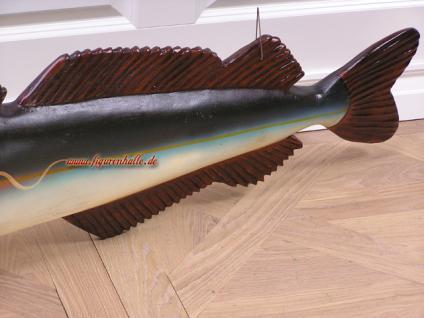 Fisch Forelle Werbefigur Dekofigur Angelgeschäft - Vorschau 3