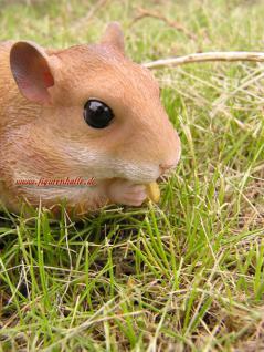 Hamster Figur Skulptur Haustier Deko Fan Artikel - Vorschau 2