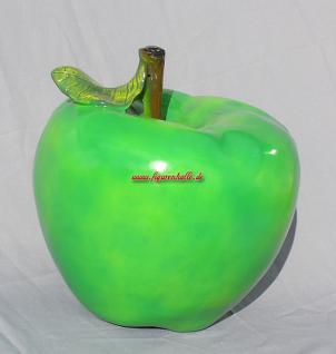 Apfel rot oder grün Werbefigur Figur Statue - Vorschau 2